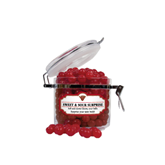 Sweet & Sour Cherry Surprise Small Round Canister-Saints Shield