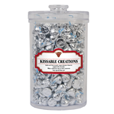 Kissable Creations Large Round Canister-Saints Shield