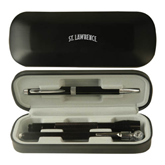 Black Roadster Gift Set-Arched St. Lawrence Engraved