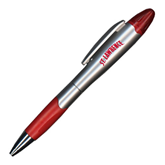 Silver/Red Blossom Pen/Highlighter-Arched St. Lawrence