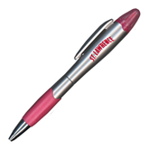 Silver/Pink Blossom Pen/Highlighter-Arched St. Lawrence
