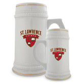 Full Color Decorative Ceramic Mug 22oz-Saints Shield