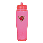 Spectrum Pink Sport Bottle 28oz-Saints Shield