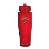 Spectrum Red Sport Bottle 28oz-Saints Shield