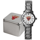 Mens Stainless Steel Fashion Watch-Saints Shield