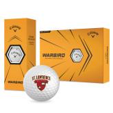 Callaway Warbird Golf Balls 12/pkg-Saints Shield
