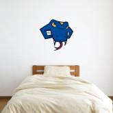 3 ft x 3 ft Fan WallSkinz-Rattler Head
