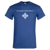 Royal T Shirt-St. Marys University