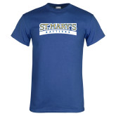 Royal T Shirt-Arched St. Marys Rattlers