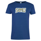 Ladies Royal T Shirt-Arched StMU