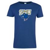 Ladies Royal T Shirt-StMU with Rattler