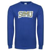 Royal Long Sleeve T Shirt-Arched StMU