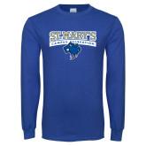 Royal Long Sleeve T Shirt-Campus Recreation