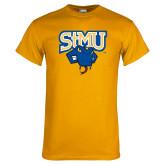 Gold T Shirt-StMU with Rattler