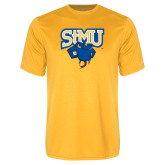 Performance Gold Tee-StMU with Rattler