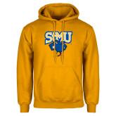 Gold Fleece Hoodie-StMU with Rattler