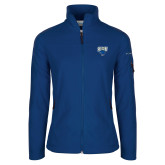 Columbia Ladies Full Zip Royal Fleece Jacket-StMU with Rattler