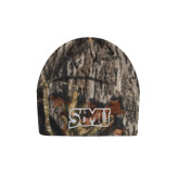 Mossy Oak Camo Fleece Beanie-Arched StMU
