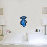 1 ft x 2 ft Fan WallSkinz-Peacock