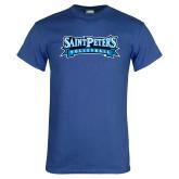 Royal T Shirt-Volleyball