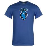 Royal T Shirt-Peacock