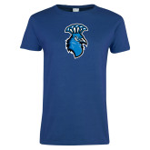 Ladies Royal T Shirt-Peacock