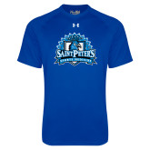 Under Armour Royal Tech Tee-Sports Medicine