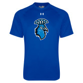 Under Armour Royal Tech Tee-Peacock
