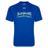 Under Armour Royal Tech Tee-Swimming & Diving