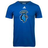 Adidas Climalite Royal Ultimate Performance Tee-Peacock