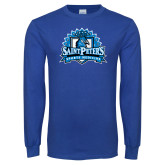 Royal Long Sleeve T Shirt-Sports Medicine