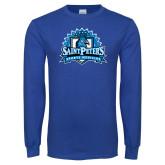Royal Long Sleeve T Shirt-Sports Medicine