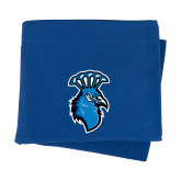 Royal Sweatshirt Blanket-Peacock