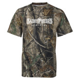 Realtree Camo T Shirt-Saint Peters University