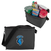 Six Pack Grey Cooler-Peacock