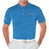 Callaway Opti Vent Sapphire Polo-Saint Peters Peacock Nation Banner