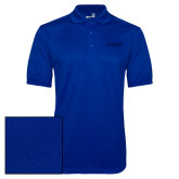 Royal Dry Mesh Polo-Saint Peters University