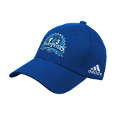 Adidas Royal Structured Adjustable Hat-Official Logo