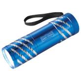 Astro Royal Flashlight-Saint Peters Peacocks Engraved