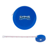 Royal Round Cloth 60 Inch Tape Measure-Saint Peters Peacock Nation Banner