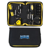 Compact 23 Piece Tool Set-Saint Peters Peacock Nation Banner