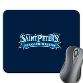 Full Color Mousepad-Saint Peters Peacock Nation Banner