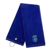 Royal Golf Towel-Peacock