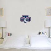 1 ft x 1 ft Fan WallSkinz-STU w/ Bobcat Head
