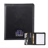 Carbon Fiber Tech Padfolio-Official Logo