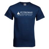 Navy T Shirt-School of Law