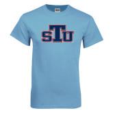 Light Blue T-Shirt-STU