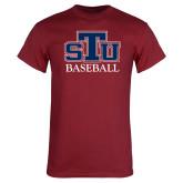Cardinal T Shirt-Baseball