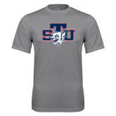 Syntrel Performance Steel Tee-STU w/ Bobcat Head