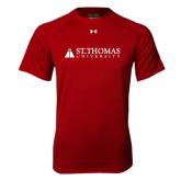 Under Armour Cardinal Tech Tee-University Mark